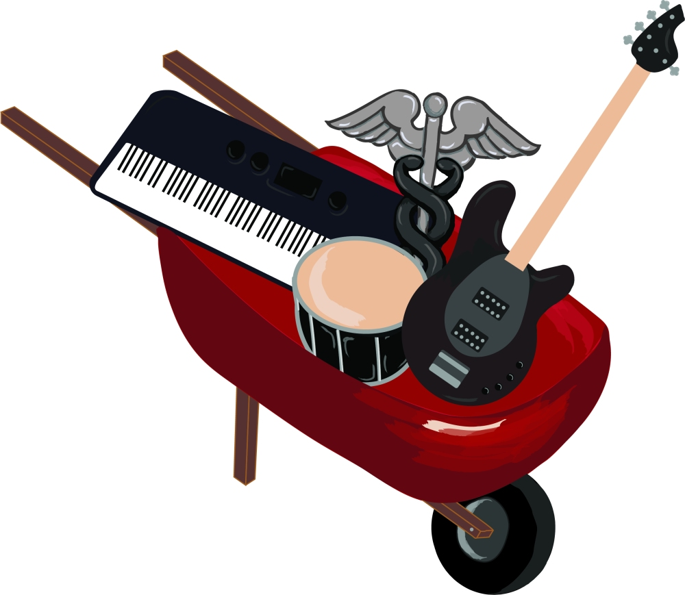 Red Wheelbarrow Logo 4.1